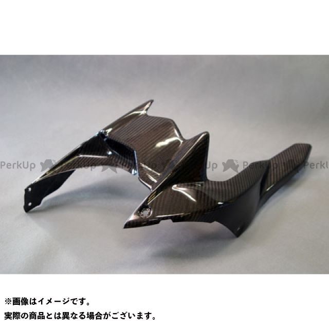 エーテック ニンジャH2R ニンジャH2(カーボン) リアフェンダー STD 材質:平織ドライカーボン A-TECH
