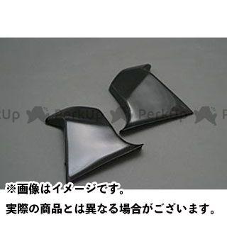 エーテック TL1000R フレームヒートガードA 左右セット 材質:綾織カーボン A-TECH
