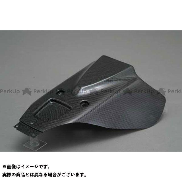 エーテック 隼 ハヤブサ リアアンダーカウル 材質:カーボンケブラー A-TECH