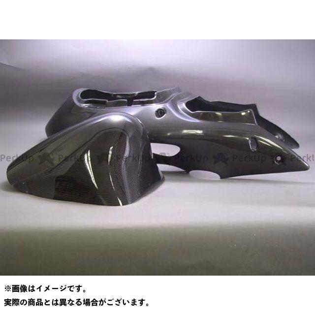 エーテック 隼 ハヤブサ タンデムシートカバー 材質:カーボン A-TECH
