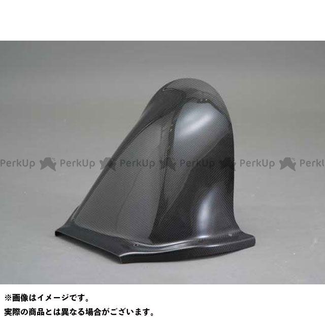 エーテック 隼 ハヤブサ リアフェンダー タイプ1 材質:FRP/黒 A-TECH