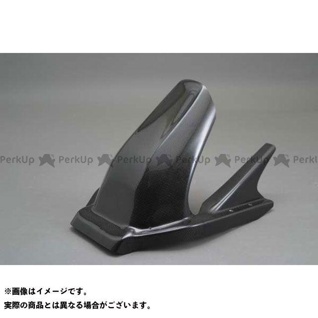 エーテック 隼 ハヤブサ リアフェンダー タイプ2 材質:カーボン A-TECH