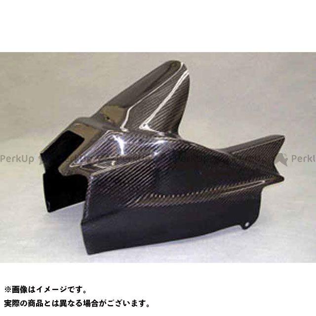 エーテック 隼 ハヤブサ リアフェンダー タイプ3 材質:FRP/黒 A-TECH