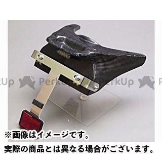 エーテック 隼 ハヤブサ フェンダーレスキット 材質:FRP/黒 A-TECH