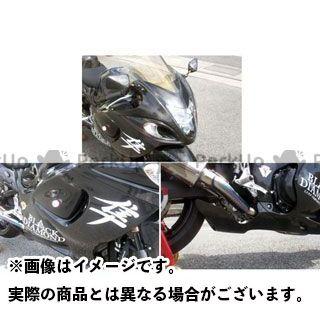 エーテック 隼 ハヤブサ ストリート用フルカウル 4点セット 材質:平織カーボン A-TECH