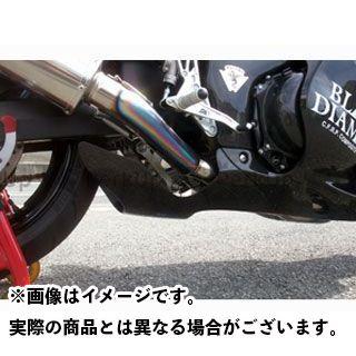 エーテック 隼 ハヤブサ リアアンダーカウル 材質:FRP/黒 A-TECH