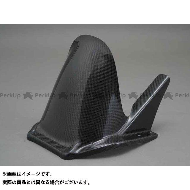 エーテック GSX-R1000 GSX-R750 リアフェンダー 材質:カーボンケブラー A-TECH