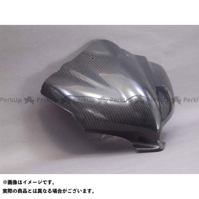 エーテック GSX-R600 GSX-R750 ゼッケンプレート 材質:綾織カーボン A-TECH