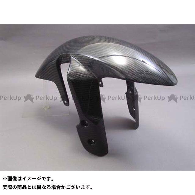 エーテック GSX-R600 GSX-R750 フロントフェンダー 材質:カーボンケブラー A-TECH