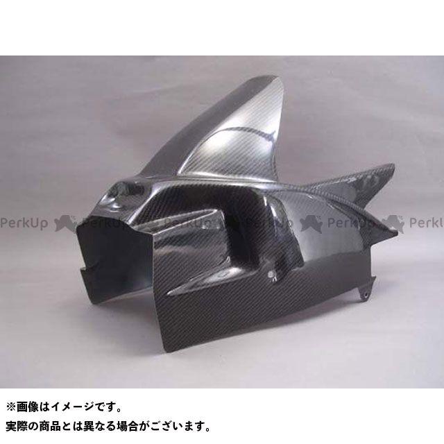 エーテック GSX-R600 GSX-R750 リアフェンダー フルカバード 材質:FRP/黒 A-TECH