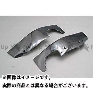 エーテック YZF-R1 フレームヒートガード 左右セット 材質:FRP/黒 A-TECH
