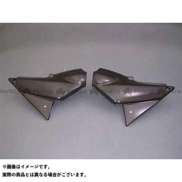 エーテック XJR1300 サイドカバーSPL 左右セット 材質:カーボンケブラー A-TECH
