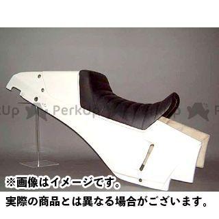 送料無料 エーテック GPZ750R ニンジャ900 カウル・エアロ シングルシートカウル(FRP/白)