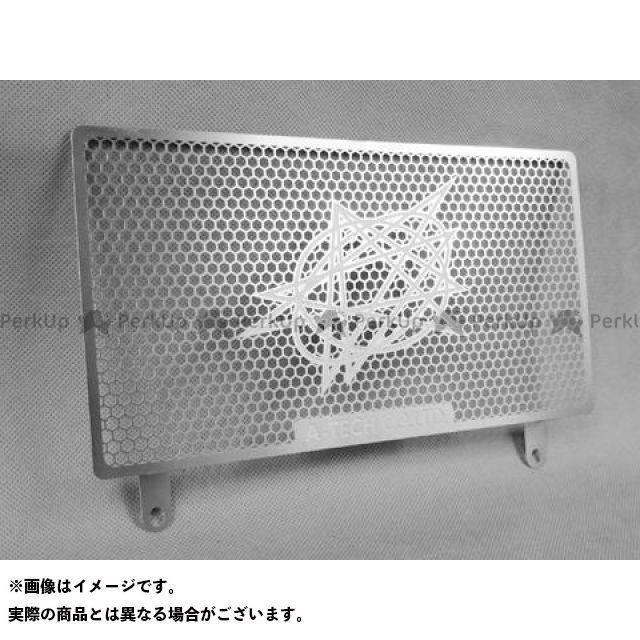 エーテック ニンジャ250 ラジエターコアガード STD A-TECH