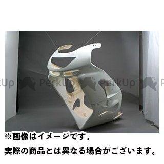 エーテック ニンジャZX-9R フルカウル(FRP/白) A-TECH