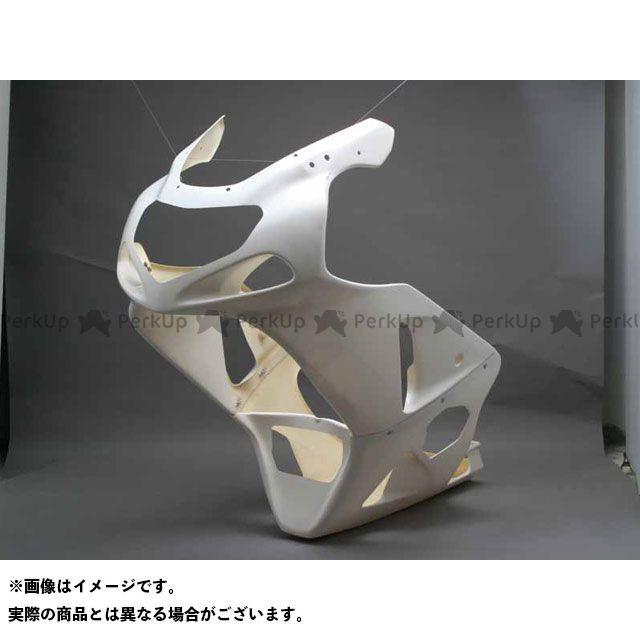 送料無料 エーテック GSX-R1000 カウル・エアロ ストリート用フルカウル(FRP/白)
