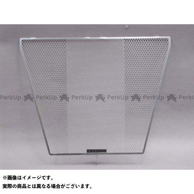 エーテック GSX-R600 GSX-R750 ラジエターコアガード タイプR(ステンレス) A-TECH