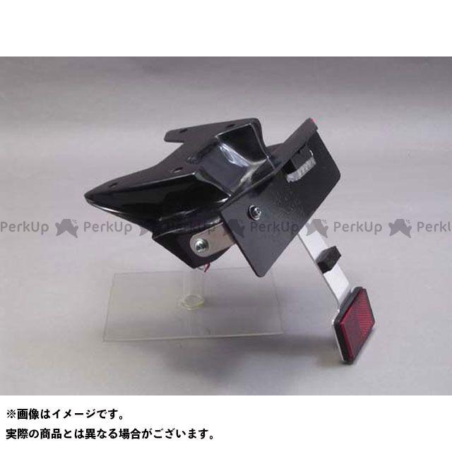 エーテック GSX-R600 GSX-R750 フェンダーレスキット(FRP/黒) A-TECH