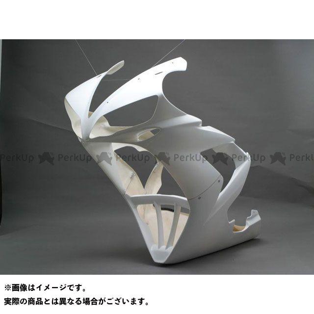 エーテック YZF-R1 フルカウル(FRP/白)