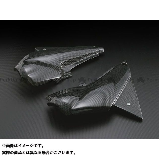 エーテック XJR1200 サイドカバー タイプ:右側 材質:カーボンケブラー A-TECH