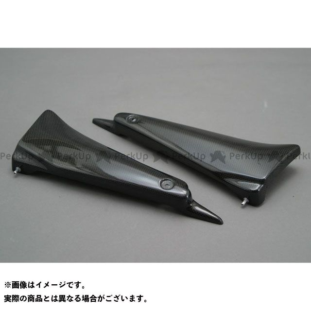 エーテック FZS1000フェザー サイドカバーSPL タイプ:左側 材質:カーボン A-TECH