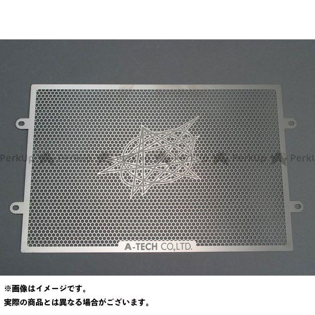 エーテック FZS1000フェザー ラジエターコアガード(ステンレス) A-TECH