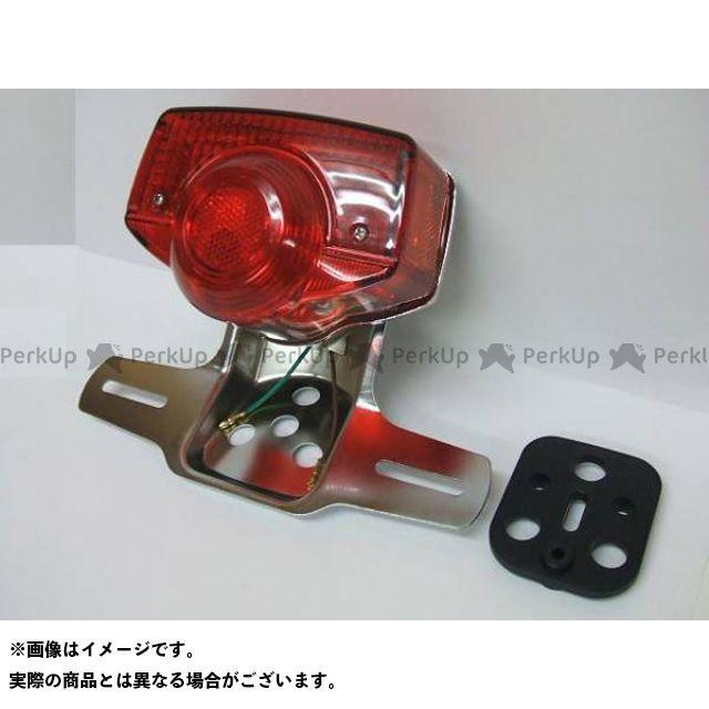 M-TEC中京 ドリームCB750フォア CB750K0 テールライトベースASSY(3穴) M-TEC中京 MRS