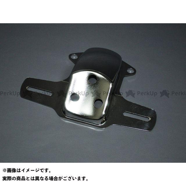M-TEC中京 ドリームCB750フォア CB750K0用 ナンバープレートブラケット 3穴タイプ M-TEC中京 MRS