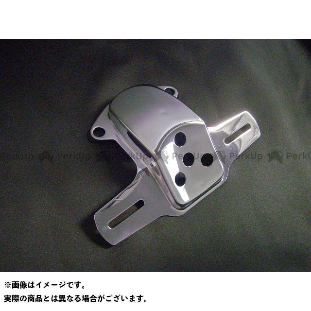 M-TEC中京 ドリームCB750フォア CB750K1用 ナンバープレートブラケット 4穴タイプ M-TEC中京 MRS
