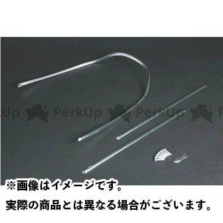 M-TEC中京 ドリームCB750フォア CB750K0 復刻版 シート用 モールセット M-TEC中京 MRS