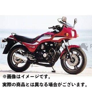 【エントリーで最大P21倍】M-TEC中京 GPZ400F GPZ400F モナカ フルEX BK(GPZ550F取付可) M-TEC中京 MRS