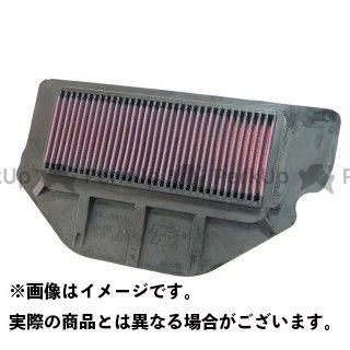K&N XJ900R リプレイスメント エアフィルター(純正交換タイプ)  ケーアンドエヌ