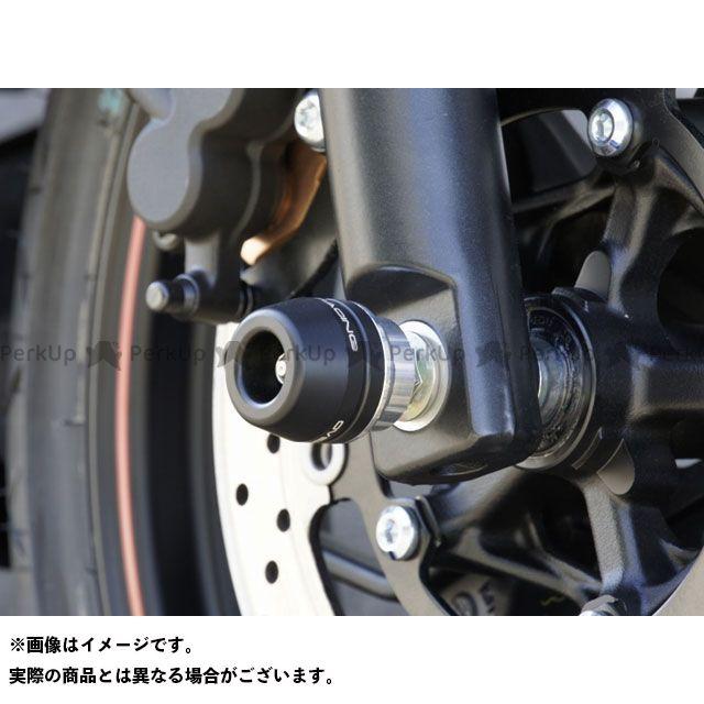 【エントリーで最大P23倍】オーバーレーシング MT-25 YZF-R25 フロントアクスルスライダー OVER RACING
