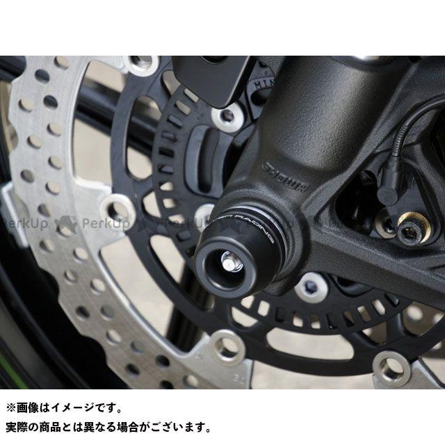 【エントリーで最大P23倍】オーバーレーシング Z1000 フロントアクスルスライダー OVER RACING