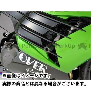 送料無料 オーバーレーシング ニンジャZX-14R スライダー類 レーシングスライダー