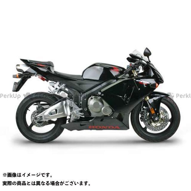 ツーブラザーズレーシング CBR600RR CBR600RR(05-06) スリップオン/M2 チタン ブラック