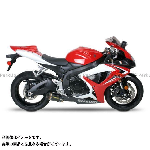ツーブラザーズレーシング GSX-R600 GSX-R750 GSX-R600/750(06-07) フルエキ/M2 カーボンファイバー ブラック Two Brothers Racing