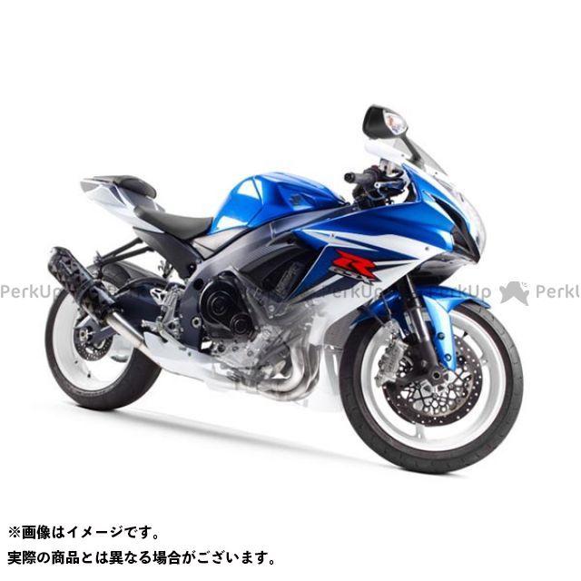 M2 ツーブラザーズレーシング ブラック GSX-R600 GSX-R750 GSX-R600/750 フルエキ/ アルミニウム (11-16)