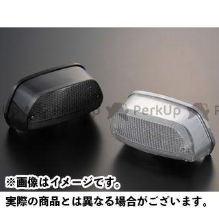 送料無料 ポッシュフェイス ゼファー カイ テール関連パーツ LEDテールランプユニット スモーク