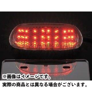 送料無料 ポッシュフェイス ZZR1100 ZZR400 テール関連パーツ LEDテールランプユニット クリア