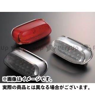 送料無料 ポッシュフェイス ZZR1100 ZZR400 テール関連パーツ LEDテールランプユニット スモーク