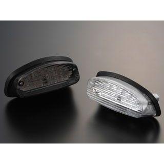送料無料 ポッシュフェイス ホーネット テール関連パーツ LEDテールランプユニット スモーク