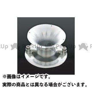 ヨシムラ NSF100 デュアルスタックファンネルシステムセット for TM-MJN22 カラー:シルバー YOSHIMURA