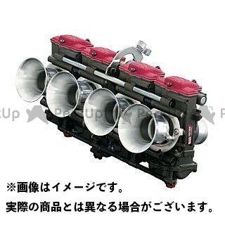 ヨシムラ YOSHIMURA キャブレター関連パーツ 吸気・燃料系 ヨシムラ Z1・900スーパー4 FCR-MJNキャブレター φ35 デュアルスタックファンネル ブラック YOSHIMURA