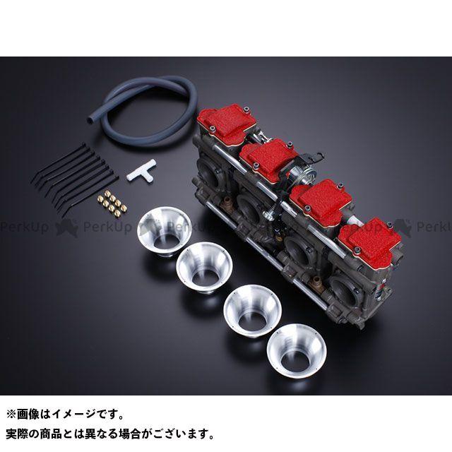 ヨシムラ Z1・900スーパー4 TMR-MJNキャブレター φ36 ファンネル(ブラックボディーのみ) YOSHIMURA