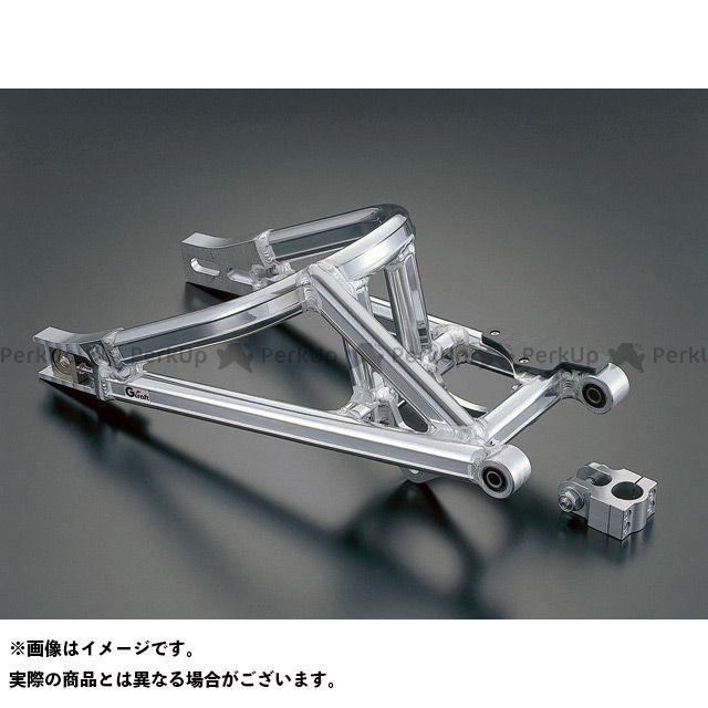 Gクラフト ゴリラ モンキー スイングアーム モンキーS/A モノショック +12cm スタビ付