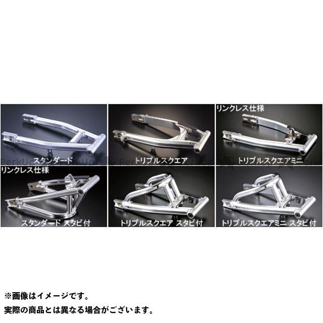 Gクラフト エイプ100 スイングアーム エイプ100 S/A NSRホイール スタビ無 +10cmロング