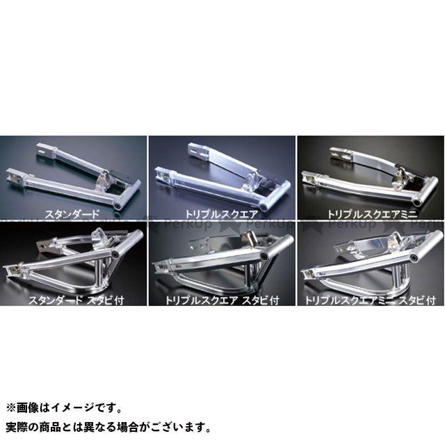 Gクラフト モンキーR モンキーR用トリプルスクエア NSRホイール用 4cmロング 仕様:スタビ有 ジークラフト