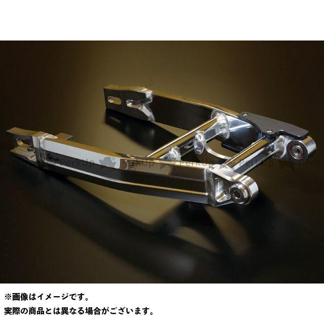 Gクラフト ゴリラ モンキー スーパーワイドスイングアーム モンキー用 モノショック(トリプルスクエアミニ) 16cmロング ジークラフト