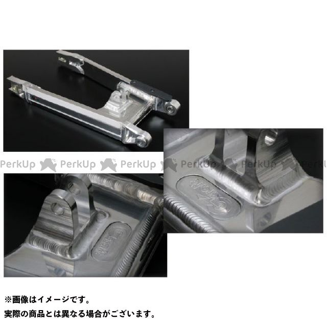 Gクラフト ゴリラ モンキー GC-019用モノショックスイングアーム モンキー(NSR)用 スタンダード 16cm - ジークラフト